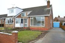 2 bedroom Semi-Detached Bungalow in 23, Ranby Drive, HORNSEA...