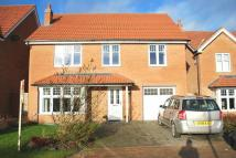 4 bed Detached property in 19, Rawsons Way, Hornsea...