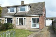 semi detached home in 3 Ranby Crescent, Hornsea