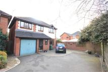 4 bed Detached house for sale in 25 Hinsford Close...