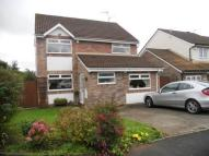 4 bed Detached house in Dulverton Drive, Sully...
