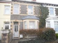 Glamorgan Street Flat to rent
