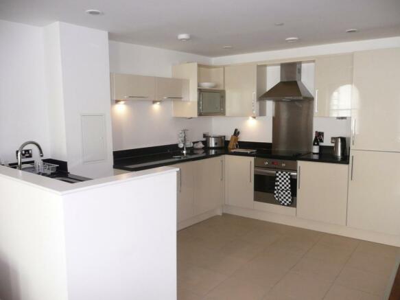 2 bedroom apartment to rent in David Morgan Apartments, Cardiff, CF10