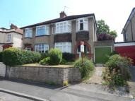 3 bed semi detached home in Queensberry Road...