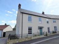 3 bedroom semi detached house in Wyndham Place, Tisbury...
