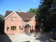 Detached house to rent in Fir Tree Hill, Alderholt...
