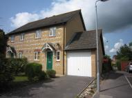 semi detached house in Carleton Close, Amesbury...