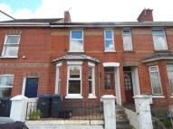 Terraced home in Rampart Road, Salisbury...