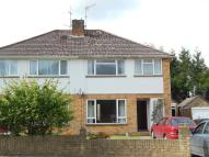 3 bedroom semi detached property to rent in Montague Road, Harnham...