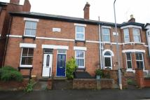 Terraced house in Hereford