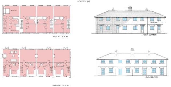 Houses 2 - 5