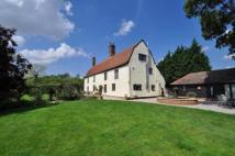 6 bedroom Detached house for sale in Chedburgh...