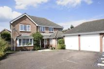 4 bedroom Detached property for sale in Fiske Close...