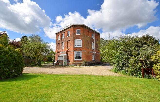 7 Bedroom Detached House For Sale In Bury St Edmunds
