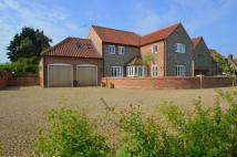 4 bed home in Chalk Loke, Wighton...