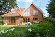 4 bed Detached property in Samphire Close, Blakeney...