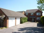 Detached house for sale in Stubwood Lane, Denstone...