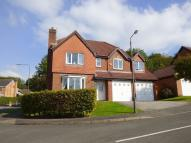 5 bedroom Detached house in Clumber Close, Ashbourne