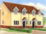 3 bedroom new home in Aldeburgh Road, Friston