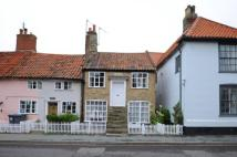 1 bedroom semi detached house in High Street, Aldeburgh...