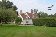 Detached house in Theberton, Nr Saxmundham...
