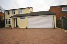 Detached house in Carter Close, Enderby...