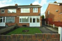 semi detached home in Cumberwell Drive...