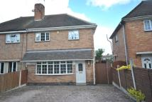 semi detached house for sale in Stewart Avenue, Enderby...