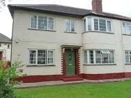 2 bedroom Ground Flat to rent in Sandringham Crescent...