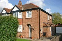 semi detached property in Kingsley Avenue, Adel...