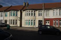 Flat to rent in Elderton Road...
