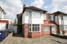 Exeter Road semi detached house for sale