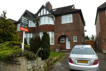 4 bed semi detached house in Coventry Road, Warwick...