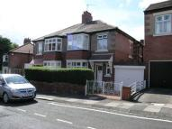 3 bedroom semi detached property for sale in Cavendish Road, Jesmond...