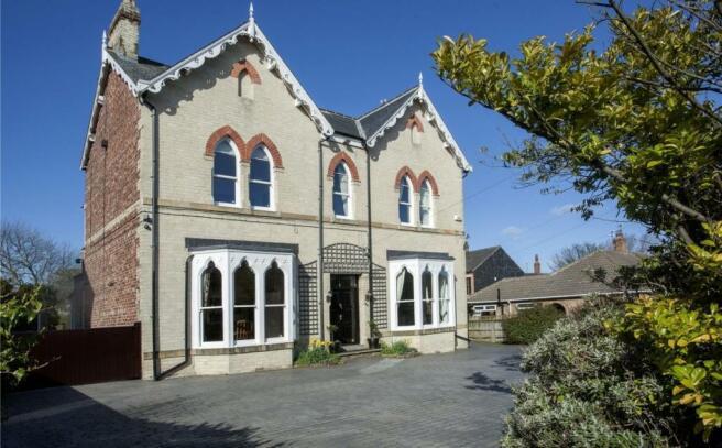 6 Bedroom Detached House For Sale In Marske Mill Lane