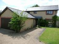 Detached home in Trengothal Court...