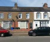 Terraced home for sale in Halse Road, Brackley