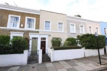 Terraced home in Meadow Road, London, SW8