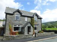 3 bed Detached house for sale in Dolwyddelan, LL25