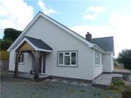 Detached Bungalow to rent in Llanrwst, LL26