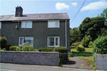 3 bedroom semi detached property in Tal y bont, LL32