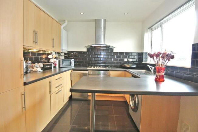 Modern Breakfast Kitchen