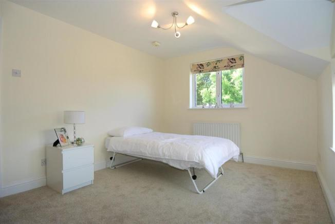 The 2nd bedroom