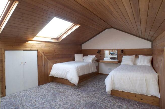 The first floor bedr