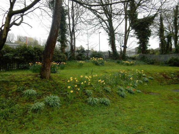 Communal Garden Areas