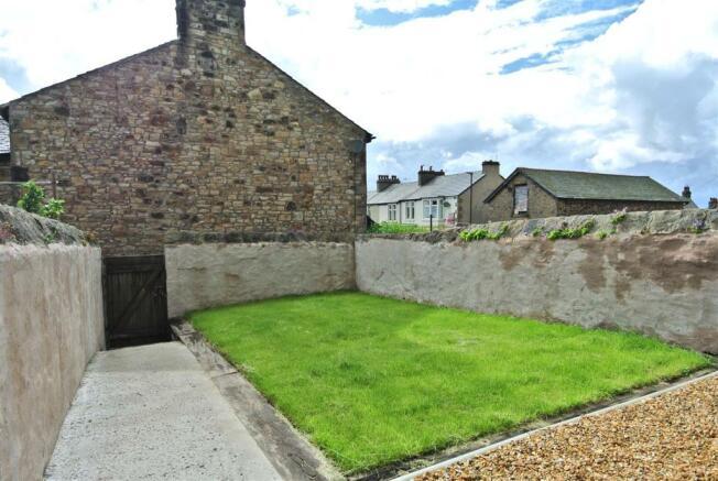 Gordon Terrace garde