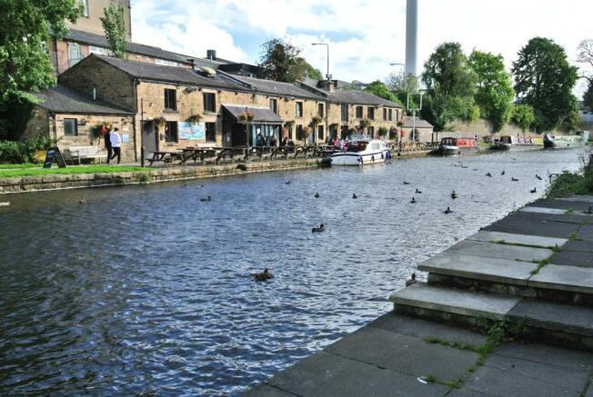 Canal Side Walks