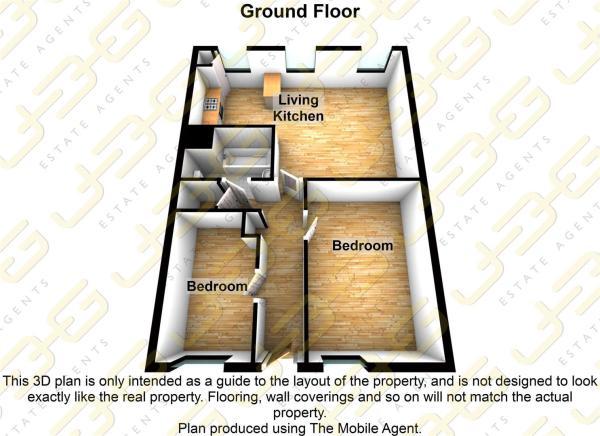 10 Water Street Lancaster LA1 1HF - all floors - 3