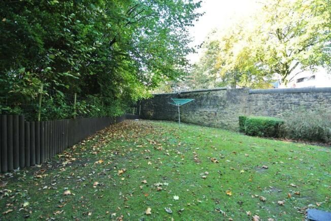 Communal Garden to the Rear