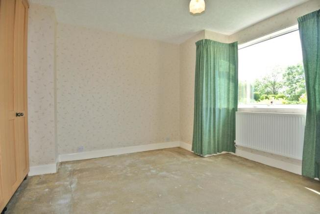 Double Room with Built in Wardrobes